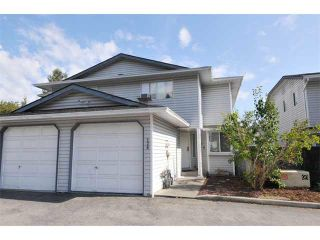 Main Photo: 128 11255 HARRISON Street in Maple Ridge: East Central Townhouse for sale : MLS®# V1079584