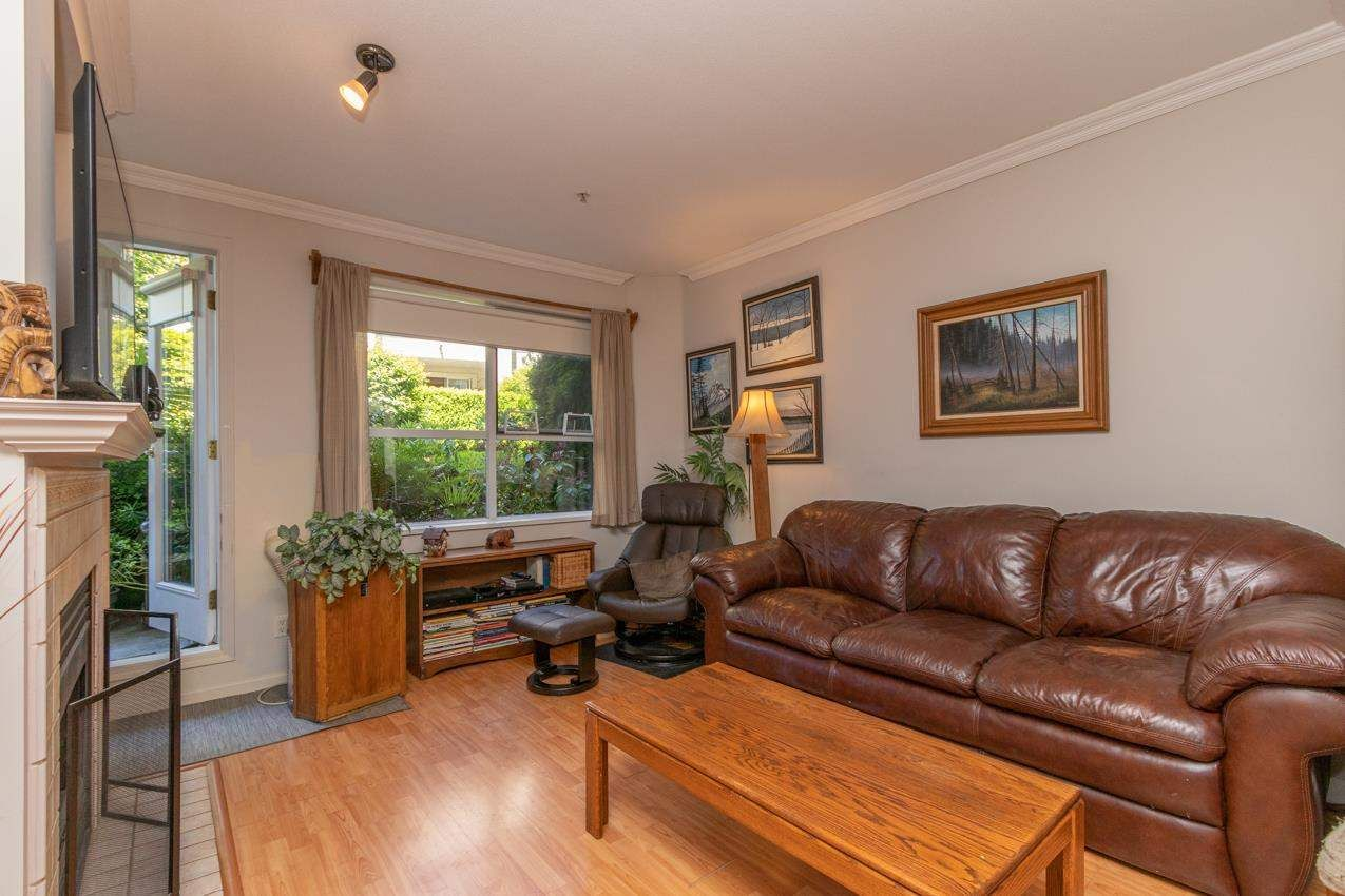 """Main Photo: 232 3629 DEERCREST Drive in North Vancouver: Roche Point Condo for sale in """"DEERFIELD BY THE SEA"""" : MLS®# R2592136"""