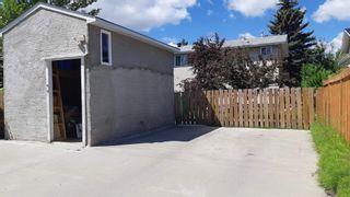 Photo 31: 813 MILLBOURNE Road E in Edmonton: Zone 29 House Half Duplex for sale : MLS®# E4252431