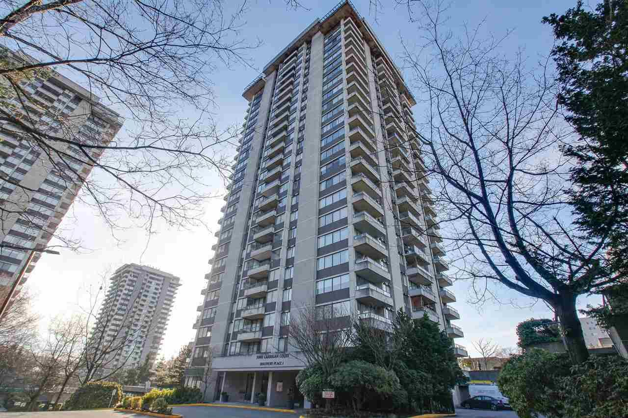Main Photo: 908 3980 CARRIGAN COURT in : Government Road Condo for sale : MLS®# R2250532