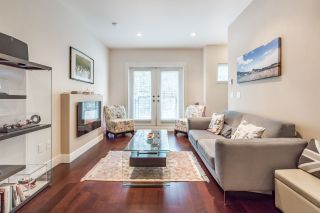 """Photo 4: 109 3382 VIEWMOUNT Drive in Port Moody: Port Moody Centre Townhouse for sale in """"LILLIUM VILLAS"""" : MLS®# R2155402"""