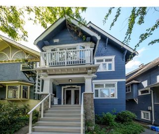 Main Photo: 3624 W 3RD Avenue in Vancouver: Kitsilano House for sale (Vancouver West)  : MLS®# R2581449