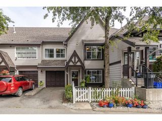 "Photo 1: 84 12099 237 Street in Maple Ridge: East Central Townhouse for sale in ""Gabriola"" : MLS®# R2489059"
