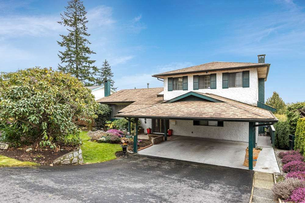 """Main Photo: 8109 WILTSHIRE Boulevard in Delta: Nordel House for sale in """"Canterbury Heights"""" (N. Delta)  : MLS®# R2544105"""
