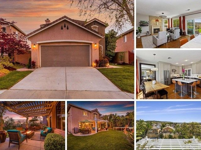 Main Photo: House for sale : 3 bedrooms : 1247 Avenida Amistad in San Marcos