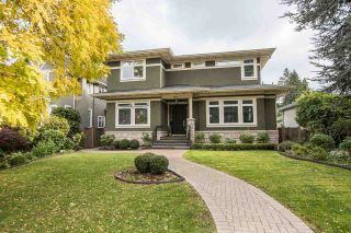 Photo 1: 4448 CHALDECOTT STREET in Vancouver: Dunbar House for sale (Vancouver West)  : MLS®# R2346982