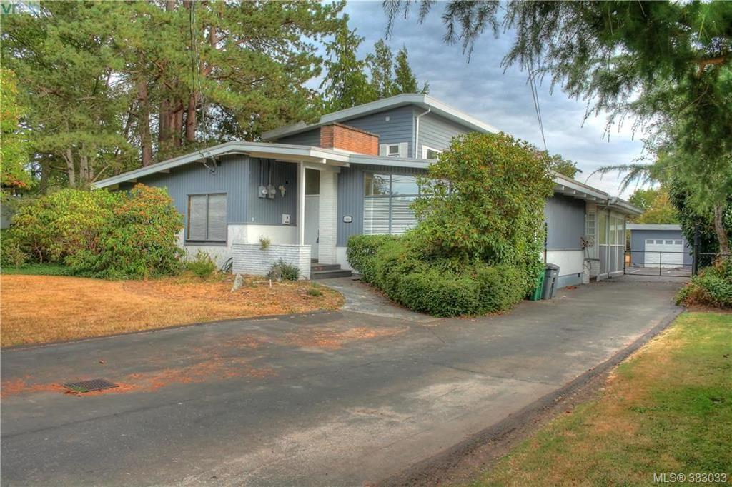 Main Photo: 1885 Feltham Rd in VICTORIA: SE Lambrick Park House for sale (Saanich East)  : MLS®# 769790