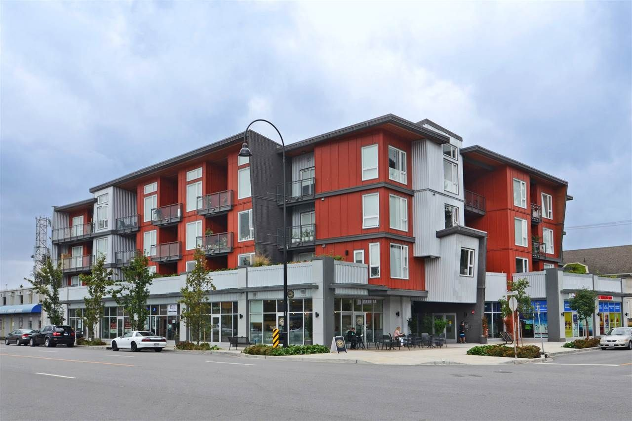 """Main Photo: 210 1201 W 16TH Street in North Vancouver: Norgate Condo for sale in """"The Ave"""" : MLS®# R2108813"""