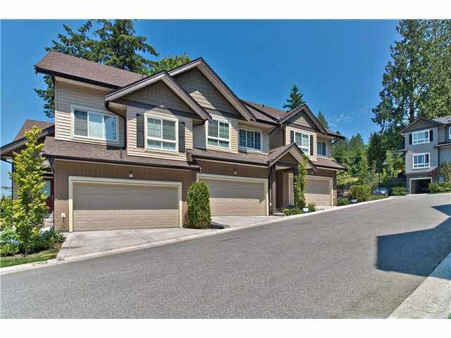 "Photo 1: Photos: 25 21867 50TH Avenue in Langley: Murrayville Townhouse for sale in ""WINCHESTER"" : MLS®# F1440317"