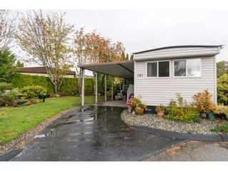 """Photo 1: 101 1840 160 Street in Surrey: King George Corridor Manufactured Home for sale in """"Breakaway Bays"""" (South Surrey White Rock)  : MLS®# R2215928"""