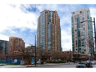 """Photo 1: 410 1188 RICHARDS Street in Vancouver: Yaletown Condo for sale in """"Park Plaza"""" (Vancouver West)  : MLS®# V1055368"""