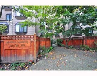 Photo 6: 104 1922 7TH Ave in Vancouver West: Home for sale : MLS®# V795218