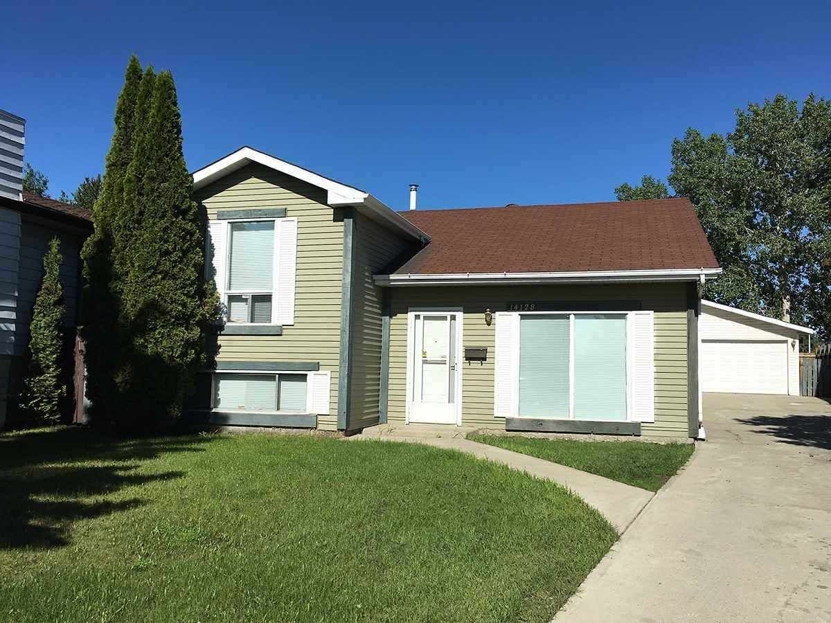 Main Photo: 14128 26 ST NW in Edmonton: Zone 35 House for sale : MLS®# E4024255