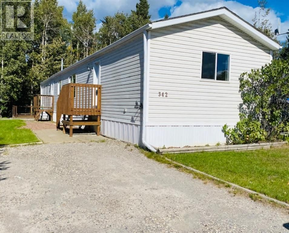 WELCOME TO 342 SKOGG AVE IN HINTON, ALBERTA