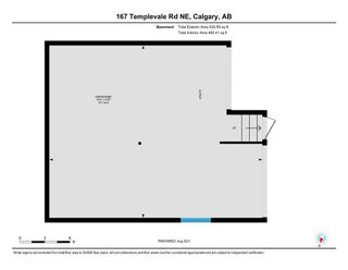 Photo 36: 167 Templevale Road NE in Calgary: Temple Semi Detached for sale : MLS®# A1140728