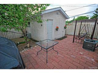 Photo 20: 75 Harrowby Avenue in WINNIPEG: St Vital Residential for sale (South East Winnipeg)  : MLS®# 1413266