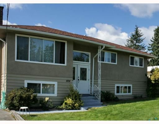 Main Photo: 484 DRAYCOTT Street in Coquitlam: Central Coquitlam House for sale : MLS®# V794248