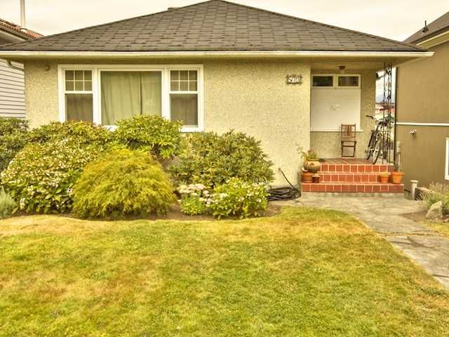 Main Photo: 573 E 29th in Vancouver: House for sale : MLS®# V970474