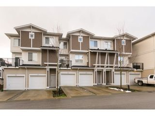 "Photo 1: 81 19433 68TH Avenue in Surrey: Clayton Townhouse for sale in ""THE GROVE"" (Cloverdale)  : MLS®# R2240307"