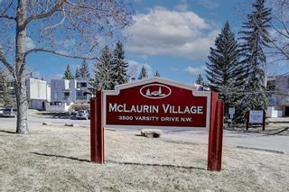 Photo 2: 1705 3500 Varsity Drive NW in Calgary: Varsity Row/Townhouse for sale : MLS®# A1096831
