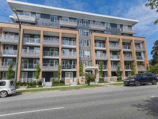 """Photo 1: 307 6933 CAMBIE Street in Vancouver: Cambie Condo for sale in """"MOSAIC CAMBRIA PARK"""" (Vancouver West)  : MLS®# R2379345"""