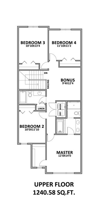 Photo 43: 1042 BERG Place: Leduc House for sale : MLS®# E4266098
