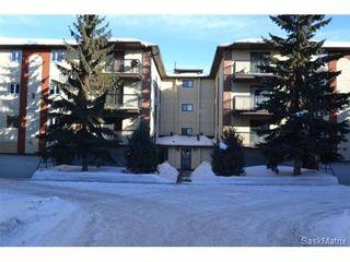 Photo 1: #305 - 3130 Louise STREET in Saskatoon: Nutana S.C. Condominium for sale (Saskatoon Area 02)  : MLS®# 454554