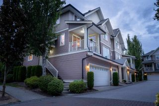 """Photo 1: 94 6575 192 Street in Surrey: Clayton Townhouse for sale in """"IXIA"""" (Cloverdale)  : MLS®# R2502257"""