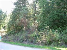 Main Photo: LOT 95 MERRILL ROAD in Pender Harbour: Pender Harbour Egmont Land for sale (Sunshine Coast)  : MLS®# R2101959