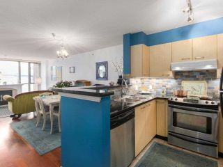 """Photo 6: 407 1575 W 10TH Avenue in Vancouver: Fairview VW Condo for sale in """"TRITON ON 10TH"""" (Vancouver West)  : MLS®# R2580772"""