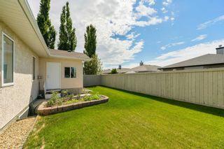 Photo 41: 18 WILLOW PARK Villa: Stony Plain House Half Duplex for sale : MLS®# E4251204