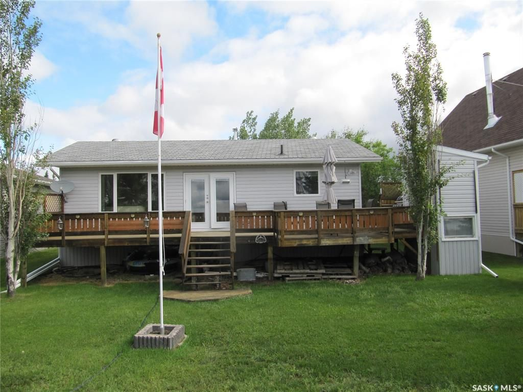 Main Photo: 316 Kahtava Drive, Horseshoe Bay in Turtle Lake: Residential for sale : MLS®# SK866278