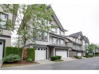 Photo 1: # 100 19932 70 AV in Langley: Willoughby Heights Townhouse for sale : MLS®# F1449653