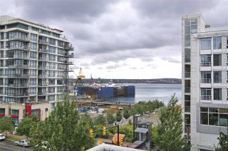 """Photo 18: 502 138 E ESPLANADE in North Vancouver: Lower Lonsdale Condo for sale in """"Premier at the Pier"""" : MLS®# R2108976"""