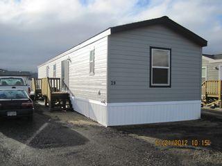 Main Photo: 29 1263 Kootenay Way in Kamloops: South Kamloops Manufactured Home for sale : MLS®# 116445
