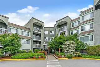 """Photo 1: 1 5700 200 Street in Langley: Langley City Condo for sale in """"LANGLEY VILLAGE"""" : MLS®# R2594360"""