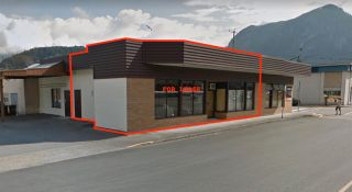 Photo 1: 1343-1345 WINNIPEG Street in Squamish: Downtown SQ Office for lease : MLS®# C8038725
