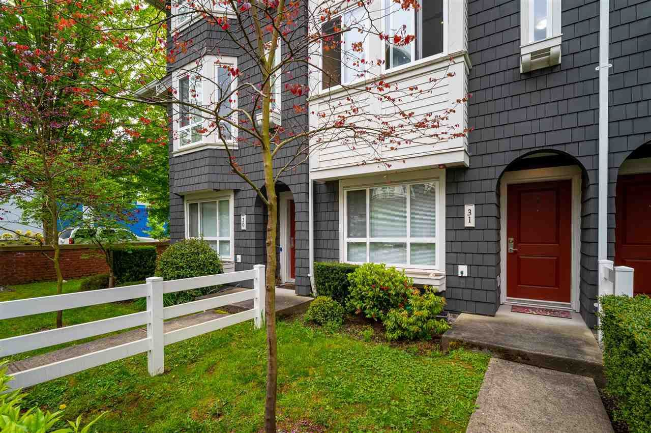 """Main Photo: 31 2418 AVON Place in Port Coquitlam: Riverwood Townhouse for sale in """"THE LINKS"""" : MLS®# R2578103"""