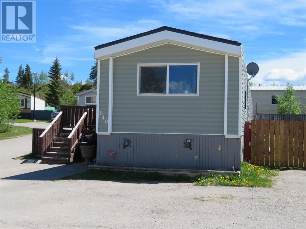 Main Photo: 340, 133 Jarvis Street in Hinton: House for sale : MLS®# A1046427