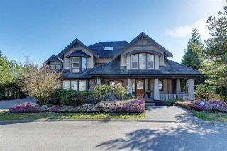"""Photo 1: 6 KINGSWOOD Court in Port Moody: Heritage Woods PM House for sale in """"The Estates by Parklane Homes"""" : MLS®# R2529620"""