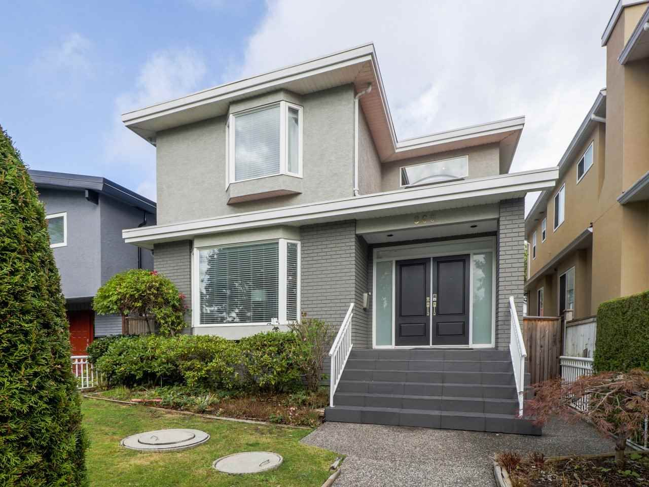 Main Photo: 869 W 63RD Avenue in Vancouver: Marpole House for sale (Vancouver West)  : MLS®# R2503413