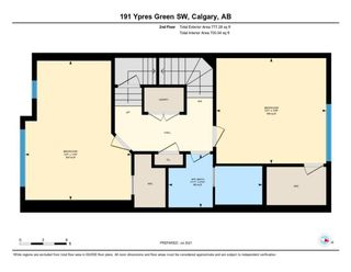 Photo 22: 191 Ypres Green SW in Calgary: Garrison Woods Row/Townhouse for sale : MLS®# A1140623