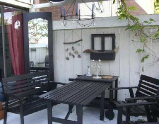 "Photo 1: 73 10200 4TH Avenue in Richmond: Steveston North Townhouse for sale in ""MANOAH VILLAGE"" : MLS®# V670074"