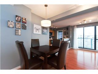 """Photo 4: 3007 939 HOMER Street in Vancouver: Downtown VW Condo for sale in """"THE PINNACLE"""" (Vancouver West)  : MLS®# V873938"""