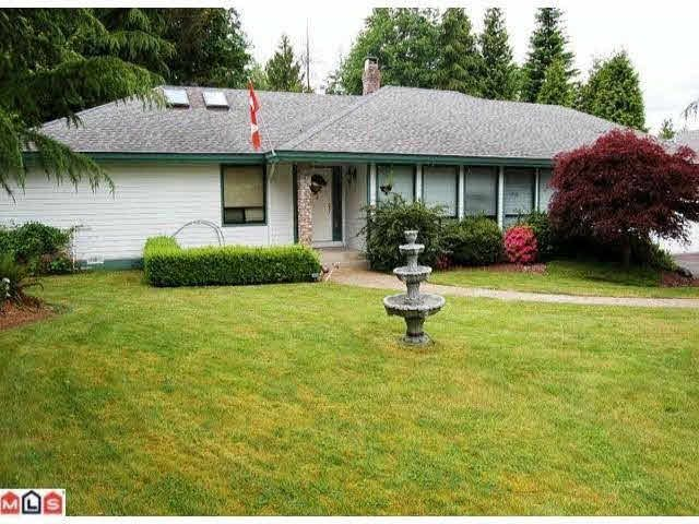 Main Photo: 11357 153A STREET in : Fraser Heights House for sale : MLS®# F1200537