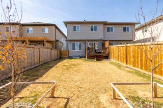 Photo 33: 16719 60 Street in Edmonton: Zone 03 House Half Duplex for sale : MLS®# E4240535