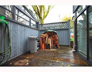 Photo 7: # 104 2125 YORK AV in Vancouver: Condo for sale : MLS®# V797055
