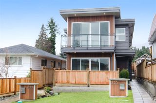 Photo 1: 1 220 W 18TH Street in North Vancouver: Central Lonsdale 1/2 Duplex for sale : MLS®# R2000634