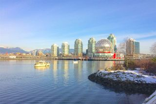 """Photo 20: 1206 125 MILROSS Avenue in Vancouver: Mount Pleasant VE Condo for sale in """"CREEKSIDE"""" (Vancouver East)  : MLS®# R2159245"""