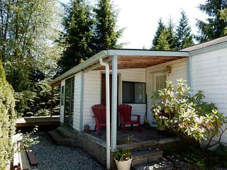 """Photo 11: 56 2170 PORT MELLON Highway in Gibsons: Gibsons & Area Manufactured Home for sale in """"Langdale Heights RV Park & Par 3 Golf Resort"""" (Sunshine Coast)  : MLS®# V1134753"""